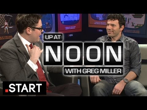 Extended Mass Effect 3 Interview with Casey Hudson - Up At Noon