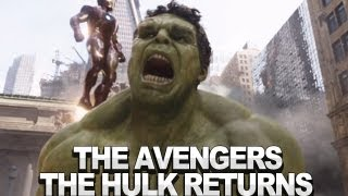 The Avengers Clip - Hulk Returns (Blu-Ray)