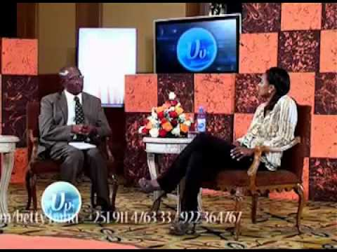 Betty Tezera HaHu Show Conflict Resolution with Dr  Seleshi.f4v