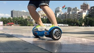 Hoverboard Tricks, 6.5 Inch VS 8 Inch VS 10 Inch Hoverboard & Smart balance wheel