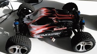 Test 50 Km/h RC-Buggy 1:18 (WLTOYS a959) 50€