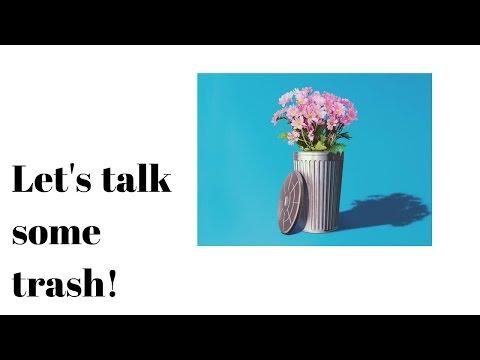 Let's talk some TRASH! w/mini reviews January 2017-thedarlingdebs