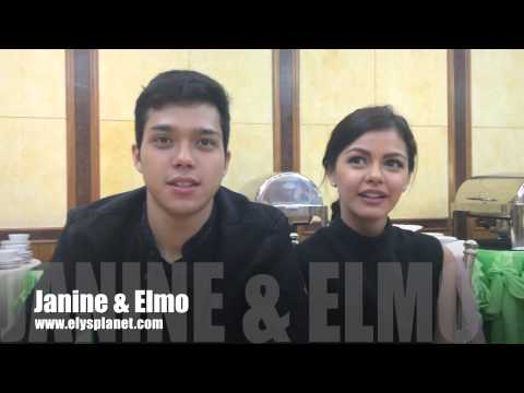 More Than Words: Janine, Elmo Admit Relationship
