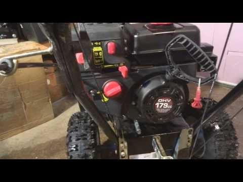 MTD Powermore engine - Replacing the carburetor - Part 1
