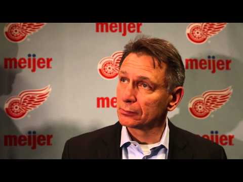 2013-14 Trade Deadline: Ken Holland
