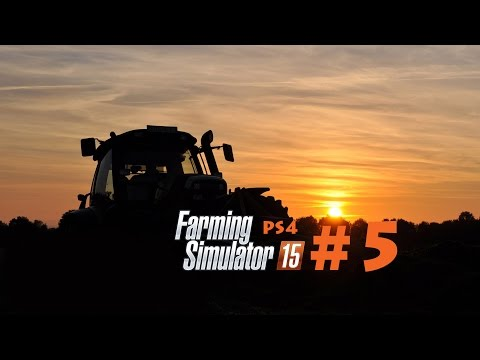 Farming Simulator 2015 - EP.5 - Wheat for Wonga!