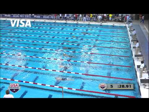 Men's 100m Breaststroke B Final - 2012 Columbus Grand Prix