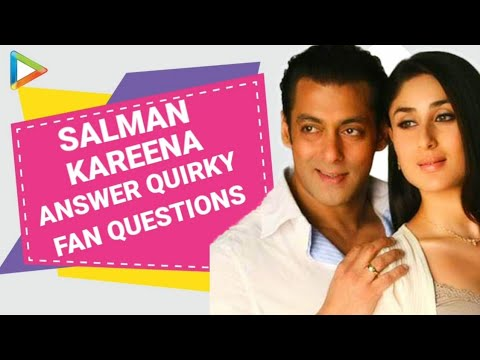 Superstar Salman Khan & Kareena Kapoor - Bodyguard - Exclusive Interview