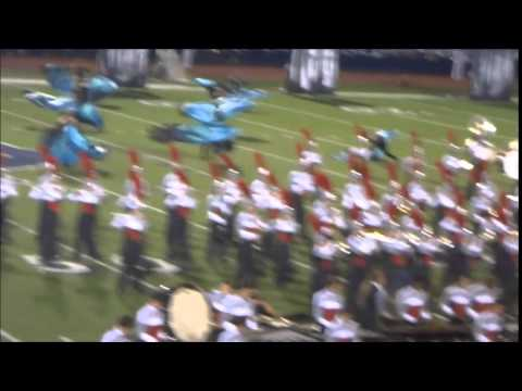 McKinney Boyd High School Marching Band: Parts 2,3 & 4 of What Goes in the Night