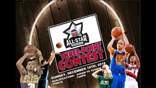 EXCEL 2018 ALL STAR SUNDAY - Three Point Finals
