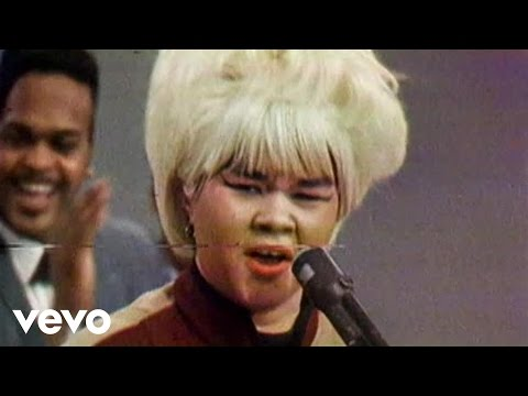 Etta James - What I'd Say (Live)