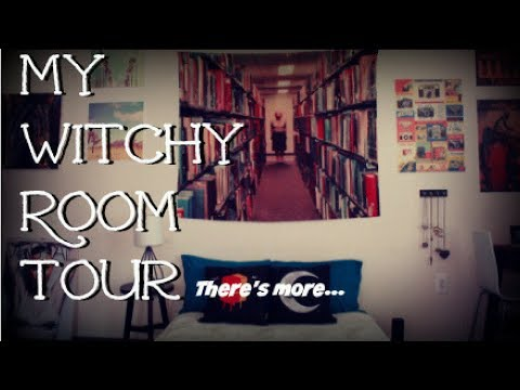 My Witchy Room Tour