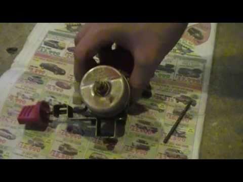 how to rebuild snowblower carburetor