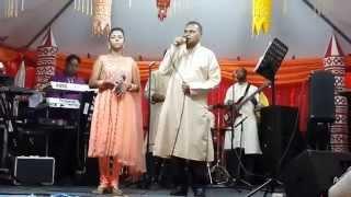Jai Ambe Maa Reshma & Anand at SSL Divali Celebrations