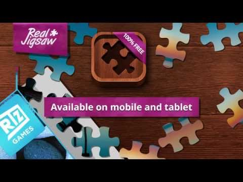 Jigsaw Puzzles Real APK Cover