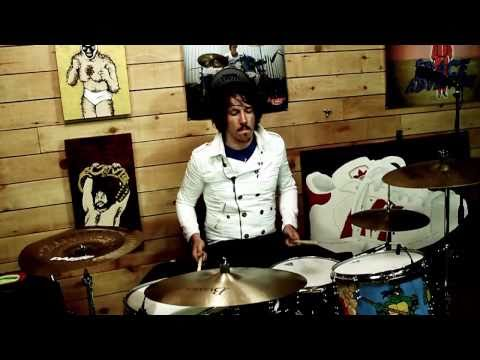 Katy Perry - E.t. Ft. Kanye West - Drum Cover - Adventure Drums video