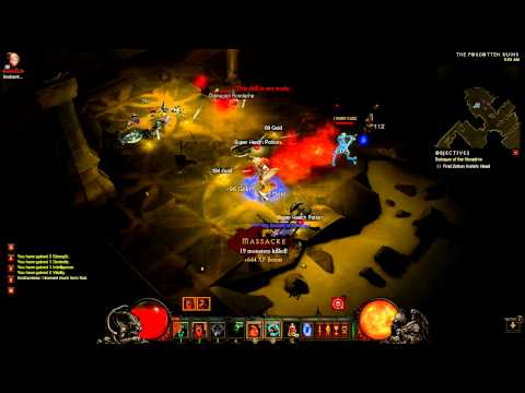 Diablo 3 FPS Drops and Stuttering Nvidia GT 540m