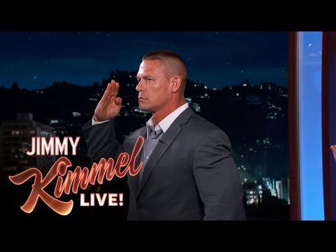 John Cena Fights For America video