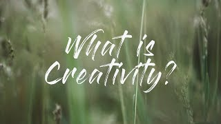 CREATIVITY - A Short Film
