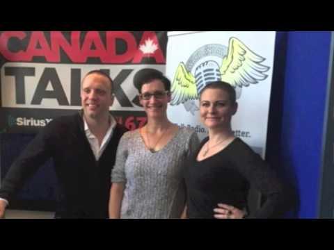 SiriusXM Canada radio interview with Barbara Grant