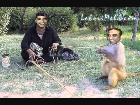 Funny Asif Ali Zardari (Pakistanis must watch)