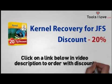 Kerenel Linux Recovery coupon code discount
