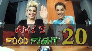 Amis Food Fight - Noodles ft Black Velour
