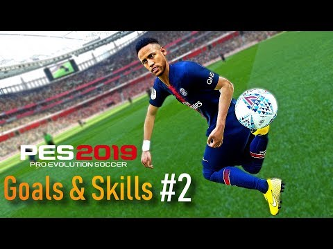 PES 2019 |  Freedom  Goals and Skills Compilation #2 | Fujimarupes
