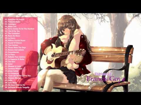 Những Bản Nhạc Guitar Hay Nhất Của Francis Goya - Tình Khúc Guitar