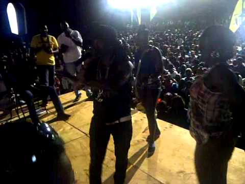 KIPRICH & KHAGO @ ST  ELIZABETH SOUND CLASH ENERY ZONE V.S EAGLE KILLA ( JUNE 2013 )
