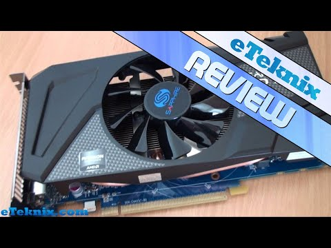 Sapphire Radeon HD 7770 Overclock Edition 1GB Graphics Card Review
