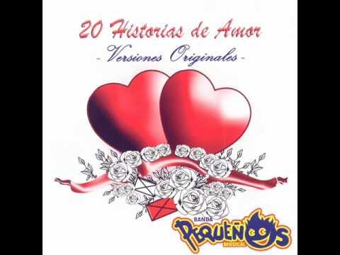 Con Pensar En Ti - Banda Pequeños Musical ( 20 Historias De Amor )