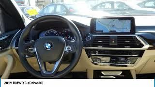 2019 BMW X3 Newport Beach CA 39281S