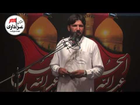 Allama Mazhar Hussain Sadqi Majlis 72 Taboot 27 Oct 2017 Shahadat-e-Hazrat Aun O Muhammad A.S