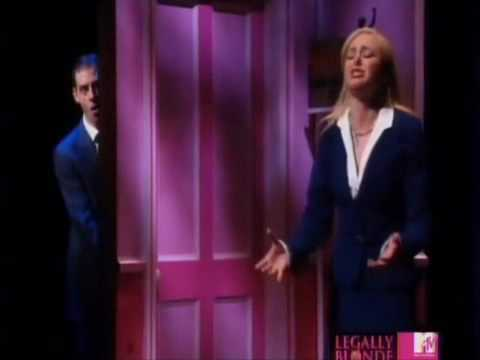 Legally Blonde - Legally Blonde: The Musical Video