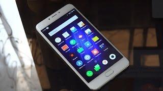 Meizu U20 полезный обзор китайского смартфона-эстета за 165 долларов!!!