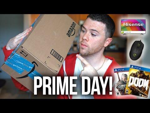 Best Amazon Prime Day Deals 2016!