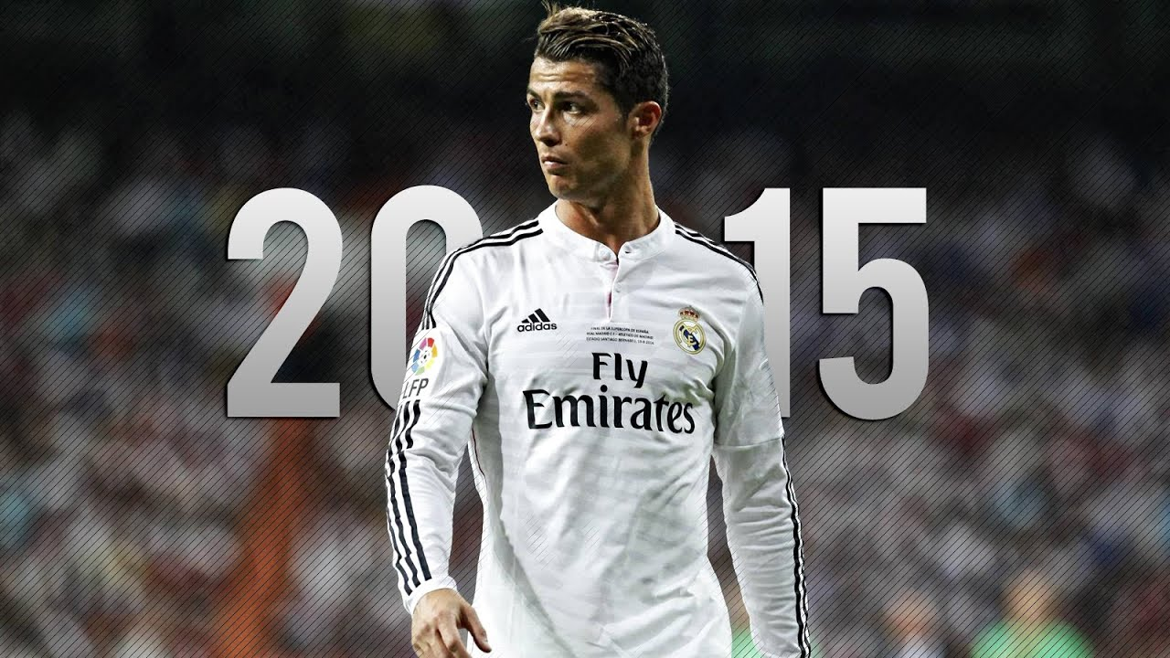 Cristiano Ronaldo - Goals & Skills 2014/2015 HD - YouTube