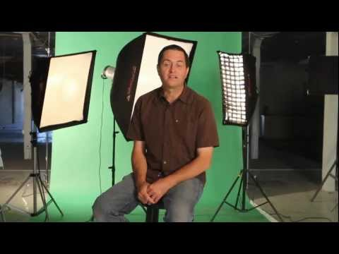 Soft Boxes 101: A Lighting Lesson