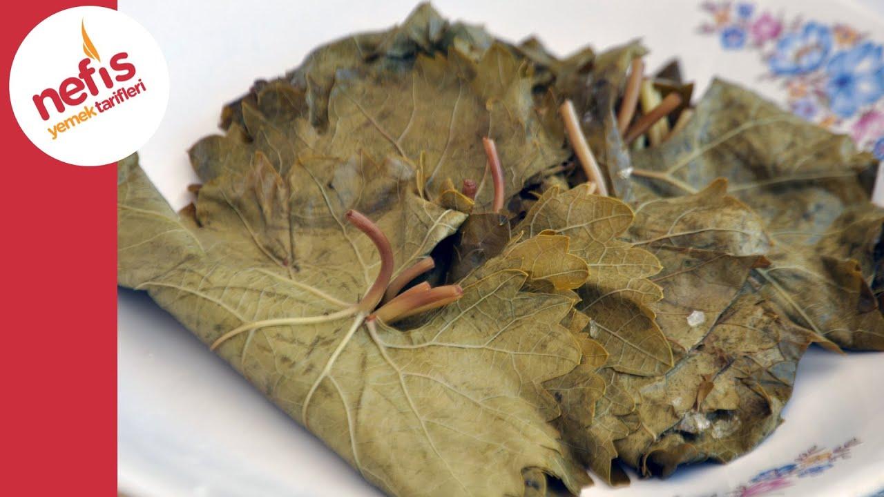 Yaprak Salamurası Tarifi - Nefis Yemek Tarifleri - YouTube