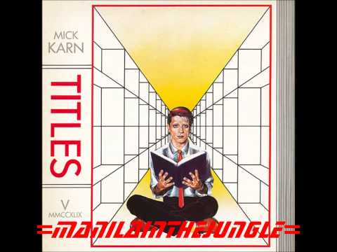 Mick Karn - Piper Blue