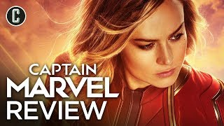 Captain Marvel Movie Review: Brie Larson Makes Her MCU Debut
