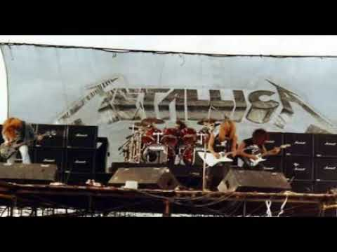 Metallica Radio Interview 1986 w/ Cliff Burton [Part 3 of 4]