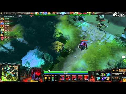 Ritmix RDL LB Round 2 nth vs Mouz game 3