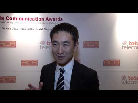 Junichi Honma, Senior Director, NTT Comms explains why they won Wholesale Operator of the Year at the 2013 Asia Communication Awards and what this means for ...