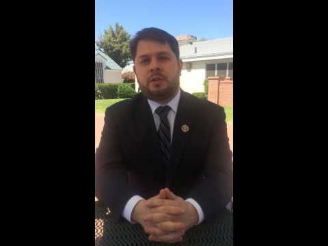 Congressman Ruben Gallego's Video for Cesar Chavez Day