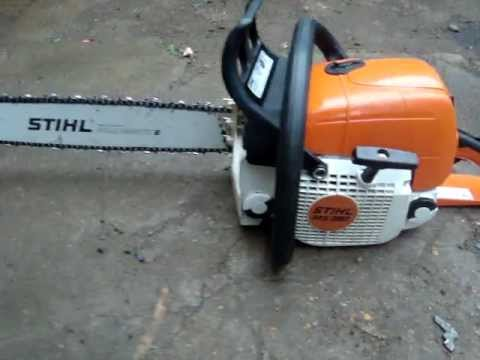 STIHL MS 390 CHAIN SAW