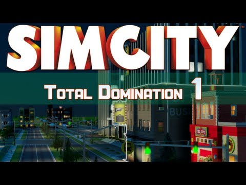 SimCity: TOTAL DOMINATION #1