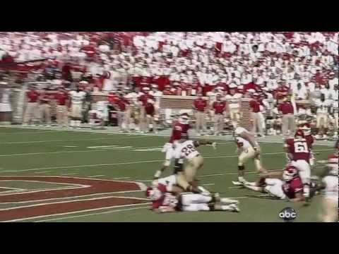 Oklahoma Sooners 2011 Hype Video (feat. Hinder -- Sooners Don't Back Down)