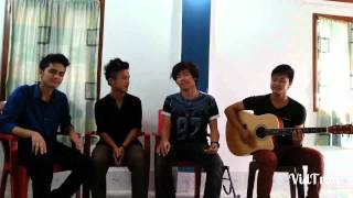 One Direction's Steal My Girl Cover By The Fourth Pitch